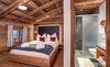 Das im landhausstill eingerichtete Highking Chalet Grünegg bietet Platz für die ganze Familie