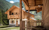 Pradel Dolomites- Luxuriöse Chalets im Gadertal