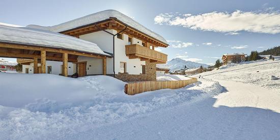 Unvergesslicher Skiurlaub und Winterurlaub in den Löwen Chalets direkt an der Skipiste in Seefeld in Tirol