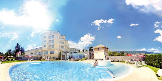 Erholungsurlaub im Sommer- Entdecken Sie das Wellnessparadies im Hotel Almesberger