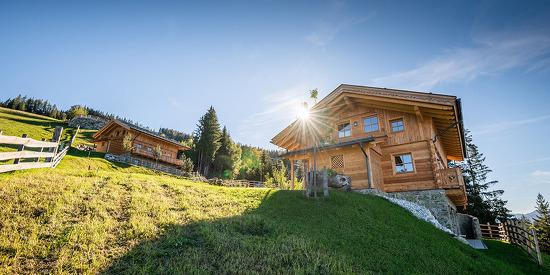 Wandern in der Steiermark - Hüttenurlaub in den Bergen