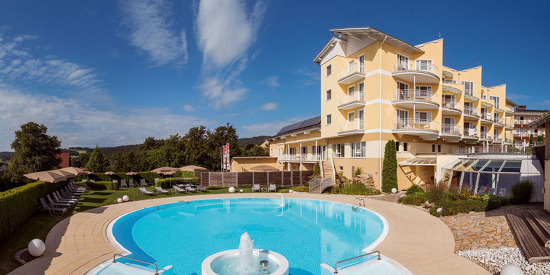 Das Hotel Almesberger in Aigen-Schlägl- Sommerurlaub in Oberösterreich