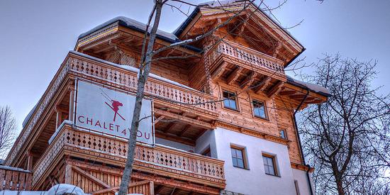 Das CHAELT4YOU direkt an der Piste in Schladming für einen unvergesslichen Skiurlaub