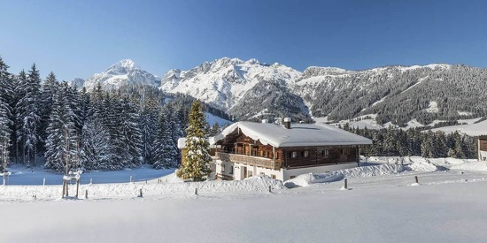 Großzügiges Alpenchalet in Annaberg- Käth und Nanei
