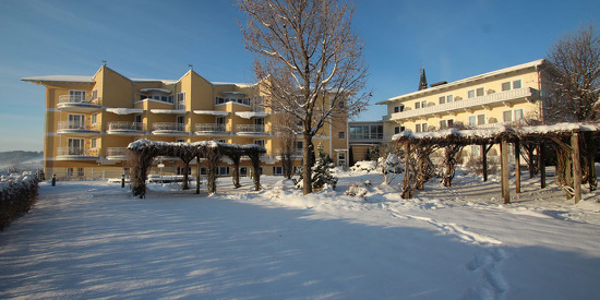 Winter im Mühlviertel- Urlaub im Hotel Almesberger in Aigen-Schlägl