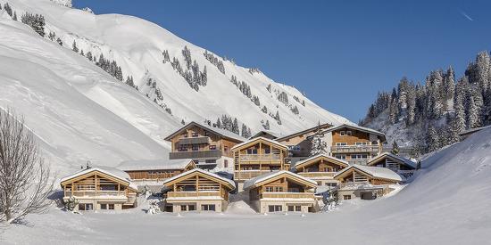 Winterzauber in Vorarlberg - Aadla Walser Chalets am Arlberg