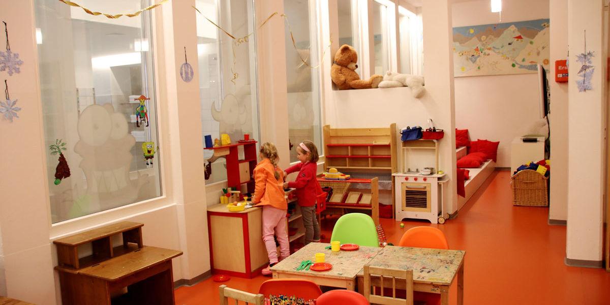 Kinderparadies im Alpen Sport Resort Rote Wand