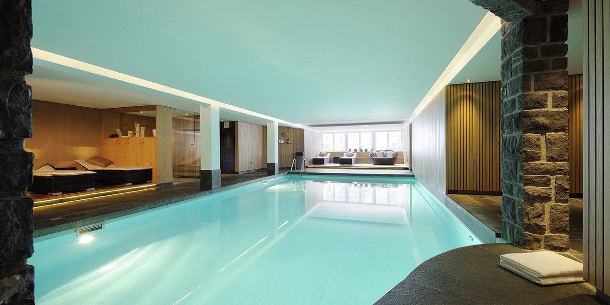 Tauchen Sie ein die hoteleigene Vitaloase- Wellnessurlaub in Ischgl, Tirol