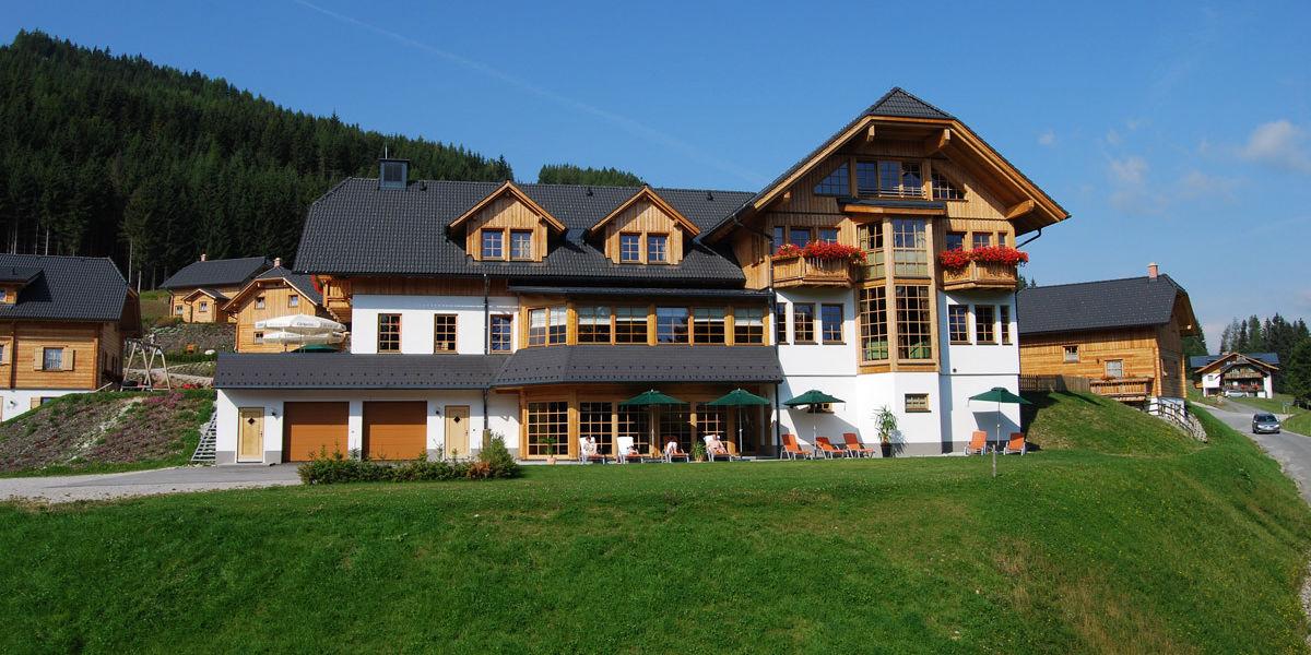 Almsommer im Almhotel Edelweiss in Schladming