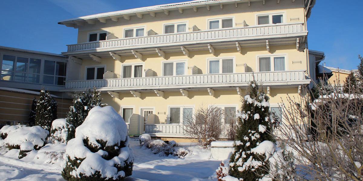 Winterurlaub im Almesberger Wellnessparadies- der besondere Kurzurlaub