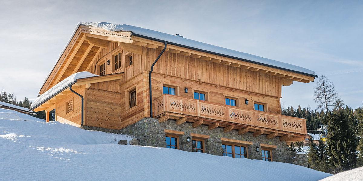 Premium-Ski-Chalet Prenner Alm - Hüttenurlaub Winter Schladming Dachstein