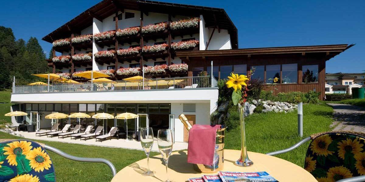 Wander- und Genusshotel Tirol- Achentalerhof in Achenkirch