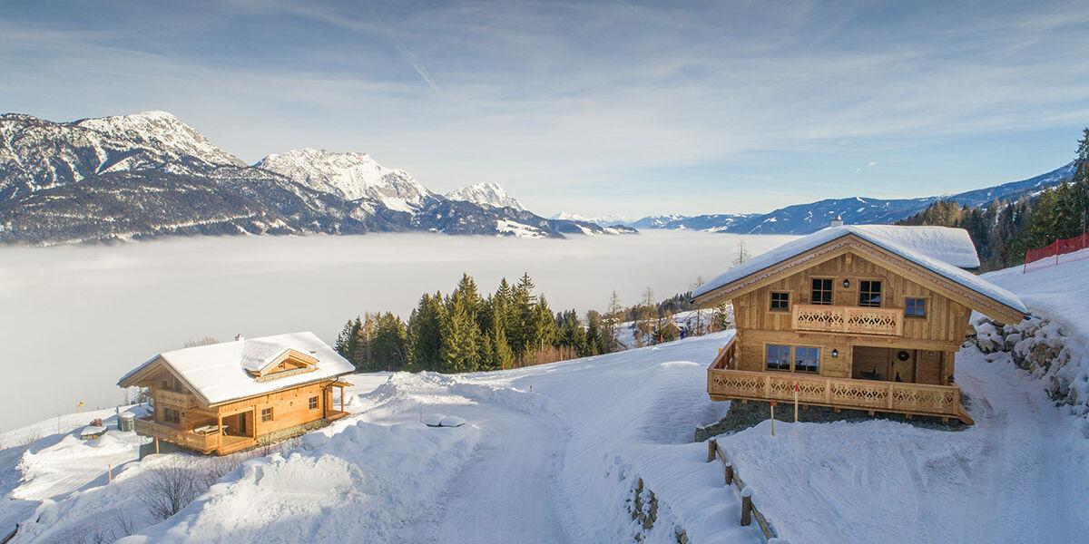 Alm-Hütte trifft Luxus & Lifestyle - Prenner Alm Steiermark
