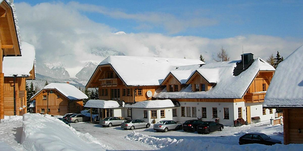 Winter im Almdorf Reiteralm - Urlaub im Hotel Edelweiss in Pichl