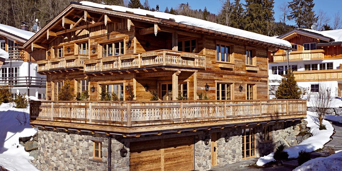 Hüttenurlaub auf 190m2- Chalet F in Ofterschwang